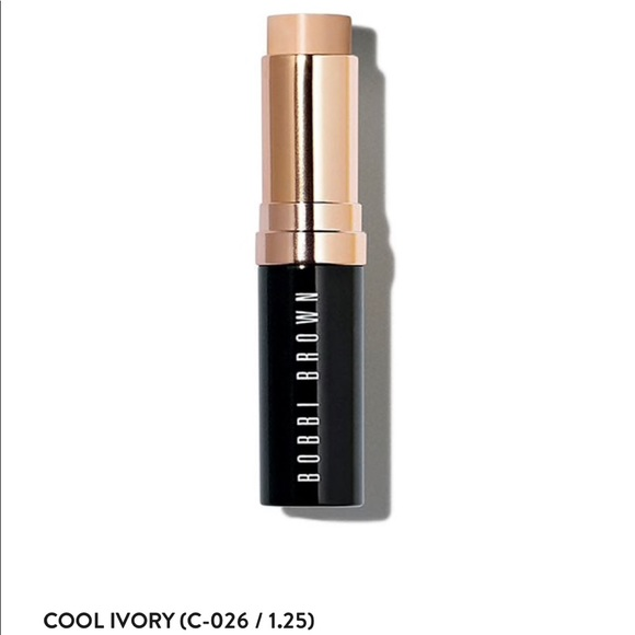 Bobbi Brown Other - Bobbi Brown SKIN FOUNDATION STICK *1.25-Cool Ivory